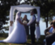 Carmen Hocking wedding officiant