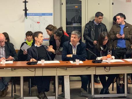 Diputados aprobó en Comisión proyectos de ley que benefician al patrimonio de Comodoro y Sarmiento