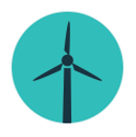 Wind farm Logo