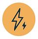 Power and Renewable Energy Logo