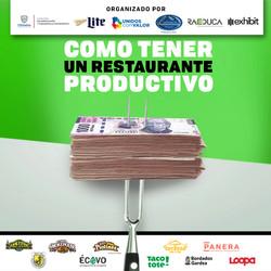 Como tener un Restaurante Productivo