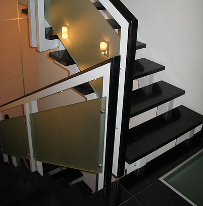 manufacture of individual staircases