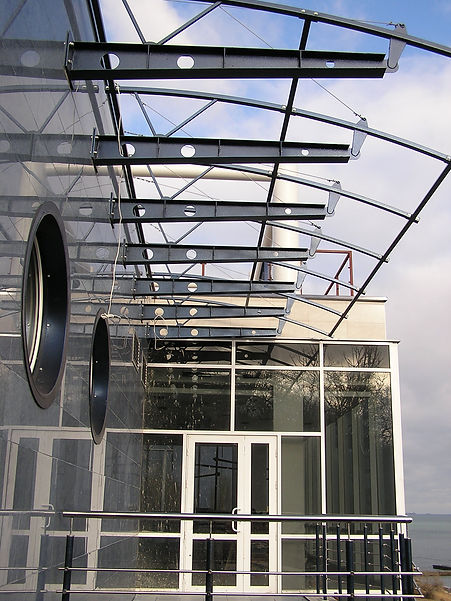 manufacture of awnings and canopies