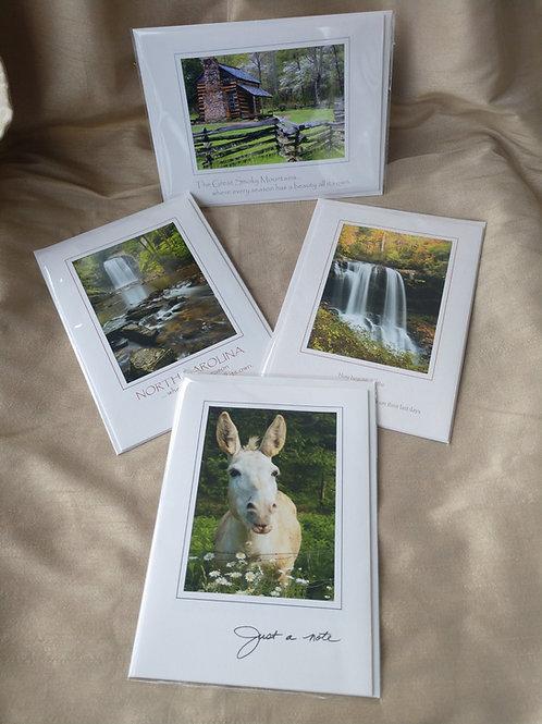 Photography card set