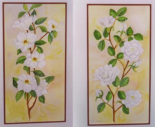 Sue Anderson Camellias & Roses.jpg