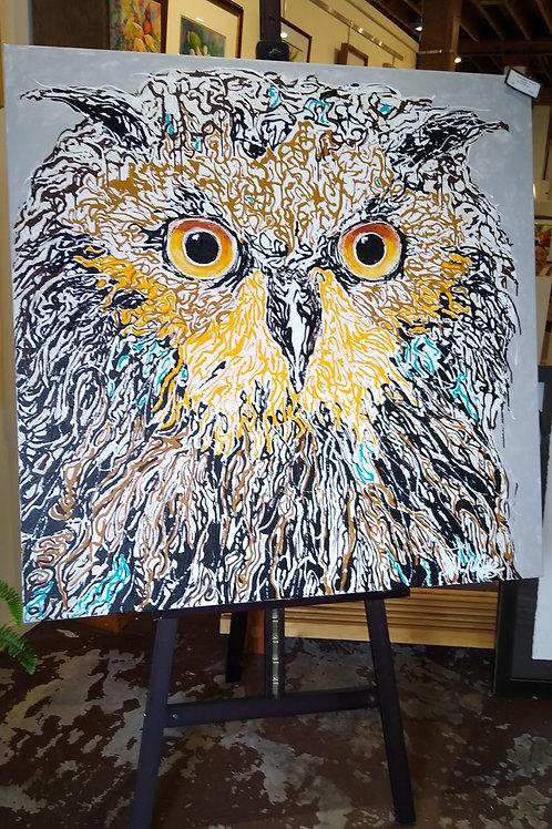 Owl Who? Or Hoo