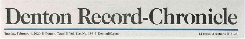 Denton Record Chronicle murder charge dropped noah brunson