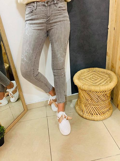 Jeans Toxic - gris