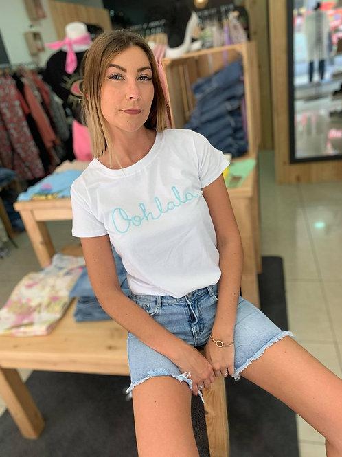 """T-shirt """"Oh lala"""""""