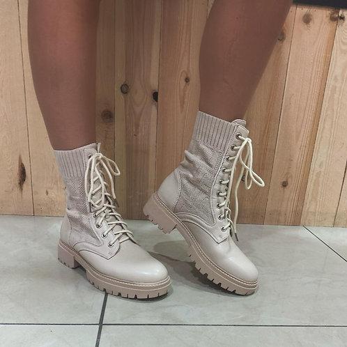 "Boots ""Peytone"" - beige"