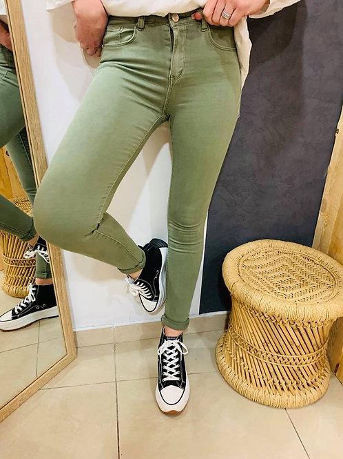 "Jeans ""Vivi"" - kaki"