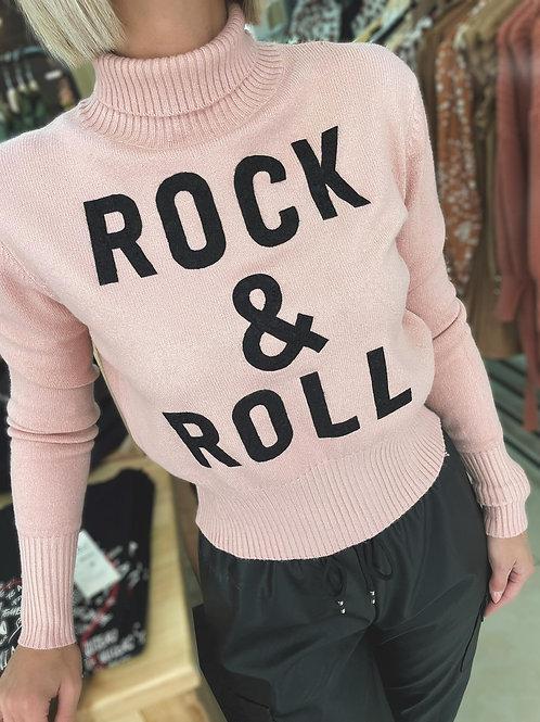 "Pull ""Rock"" - rose"