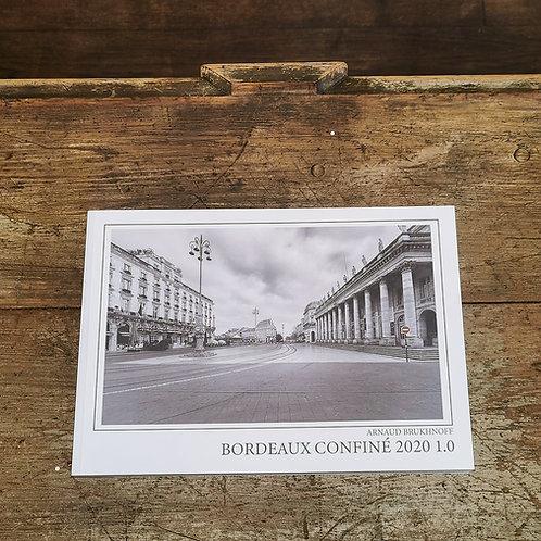 Livre Bordeaux Confiné 2020 1.0 signé