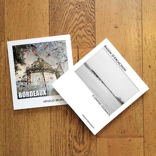 Prévente 2 Livres Bassin Arcachon  et Bordeaux 2016-2019