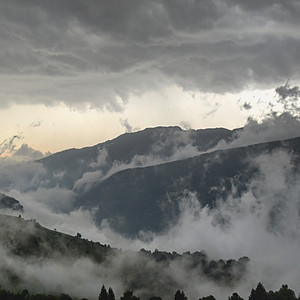 Pyrénées été Nature