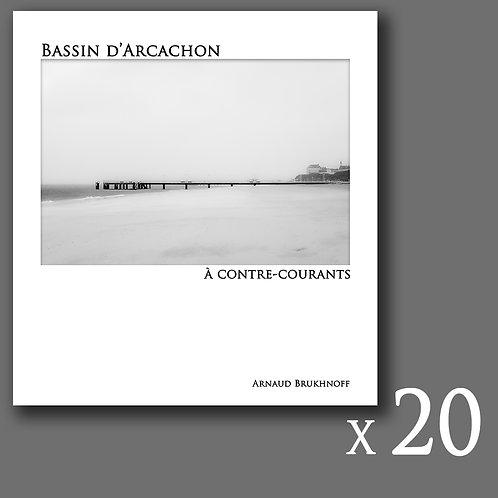 20 ex de Bassin d' Arcachon à contre-courants