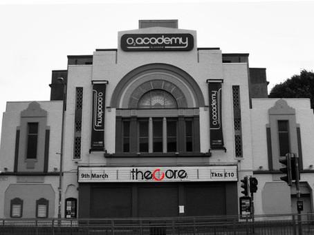 O2 Academy CONFIRMED!