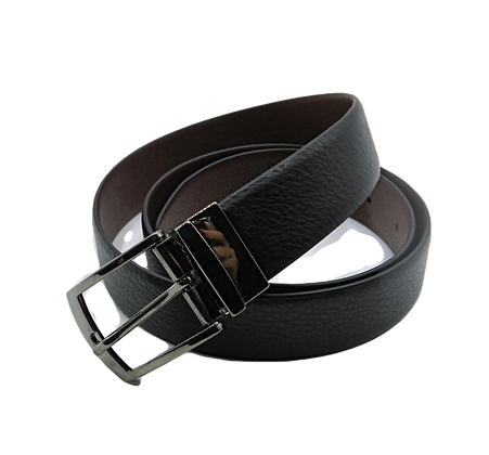The Reversible Belt - Cow Leather