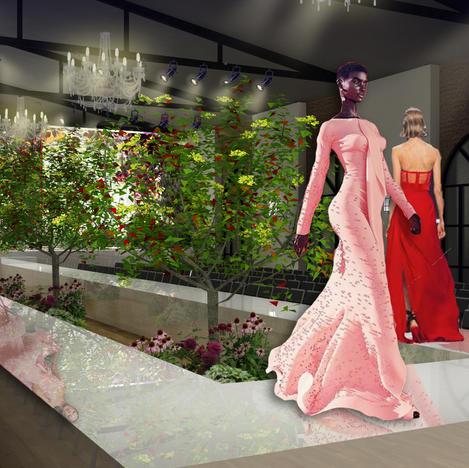 Theoretical Runway Concept (Garden)
