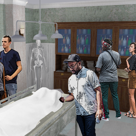 ASTEC Asylum Escape Room