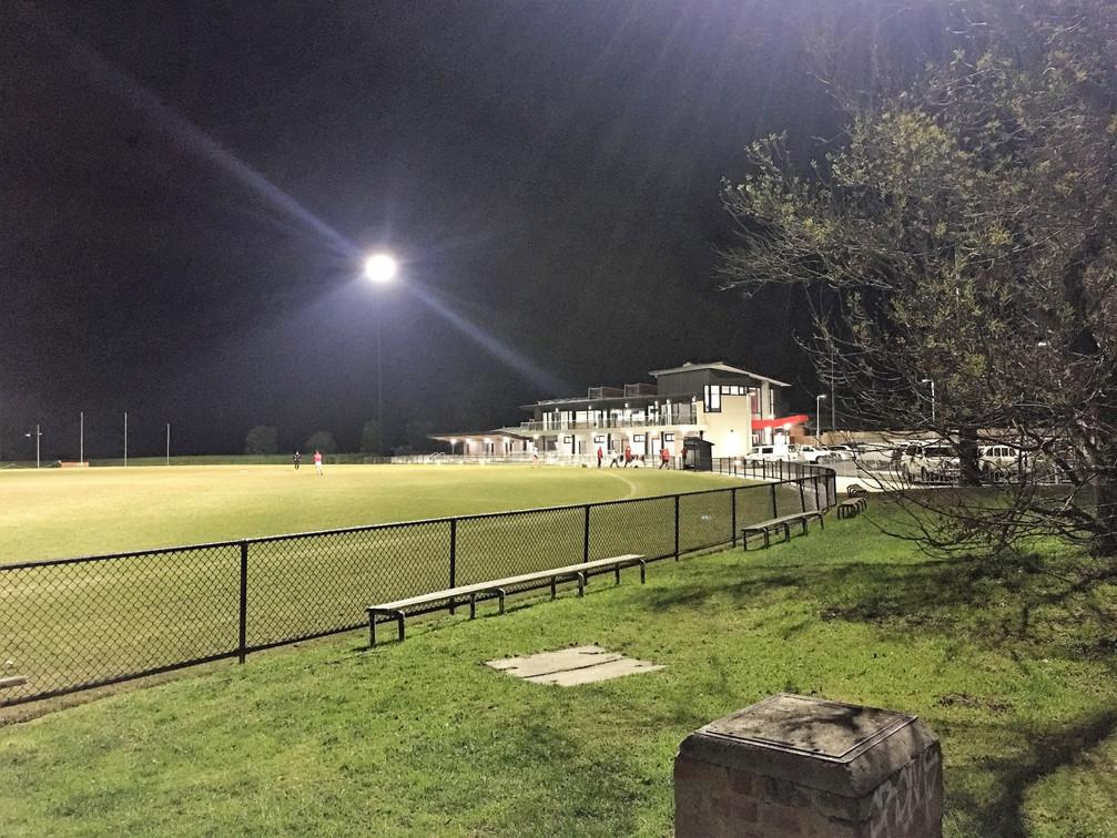 Ben Kavanagh Sport Pavilion