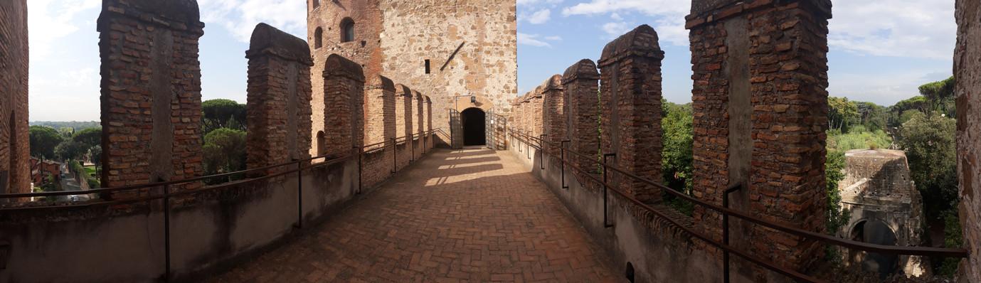 mura di Roma