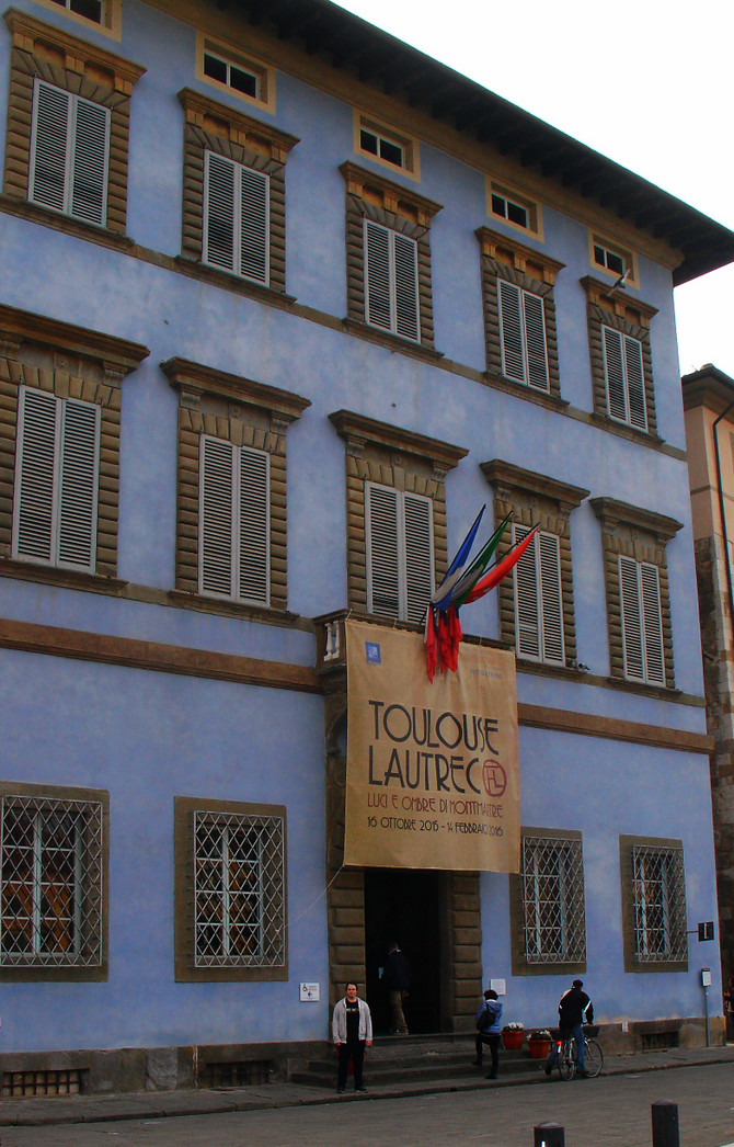 al Palazzo Blu di Pisa mostra di Toulouse Lautrec