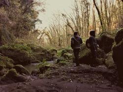 sentiero della Sorgente parco di Veio