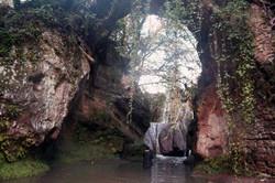 cascata della vecchia mola Formello