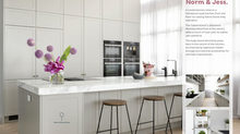 'THE BLOCK' FREEDOM KITCHEN CATALOGUE FEATURE