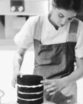handmade custom cake