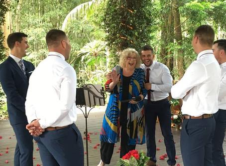 Top Ten Tips for choosing your Wedding Celebrant