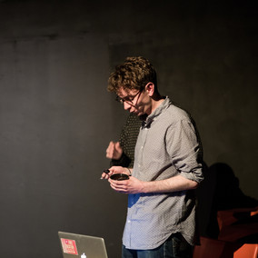 Euan Laptop Narrator NDT SPTAV Richard D