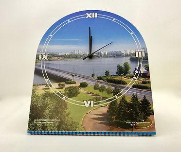 Календари-часы