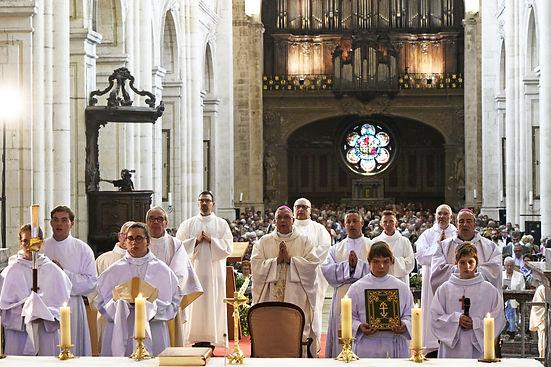 Vie cultuelle, Ordination