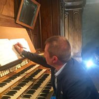 Vincent Warnier titulaire du grand orgue