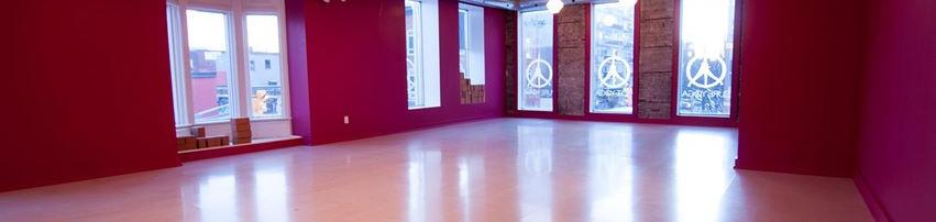 Yoga Studio Design