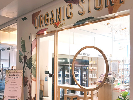 Thai Herbal Tea Store: Organic Story