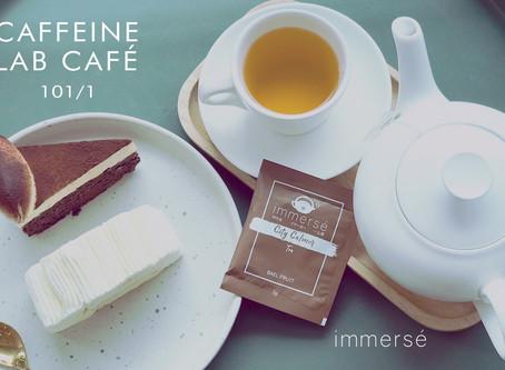 Thai Herbal Tea Store: Caffeine Lab Cafe 101/1