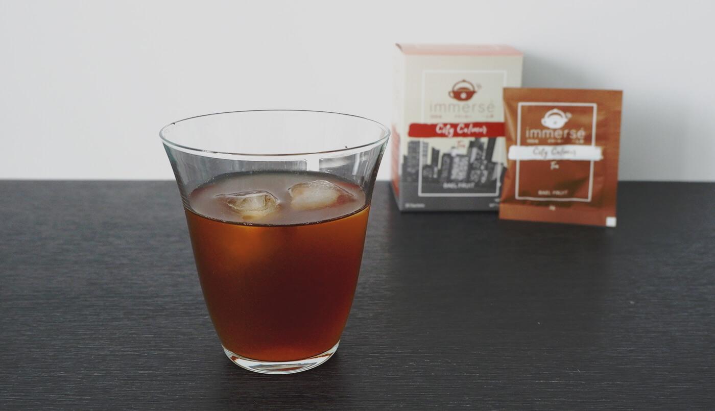 Recipe: Cold Serve Bael Fruit Tea