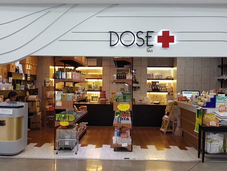 Thai Herbal Tea Store: Dose Pharmacy