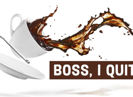 2 Good Reasons Why You Should Quit Coffee Today