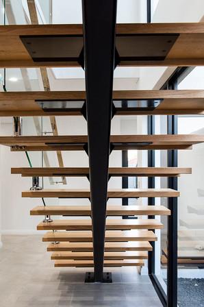 Claremont - Stringer Staircase
