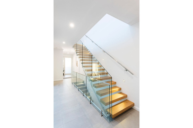 Burswood - Floating Staircase