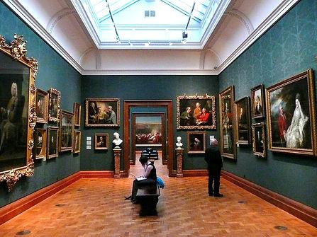National Portrait Gallery London. Photo