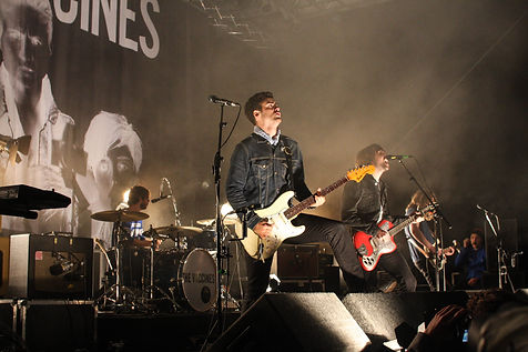 The_Vaccines photo by Henry Laurisch.jpg