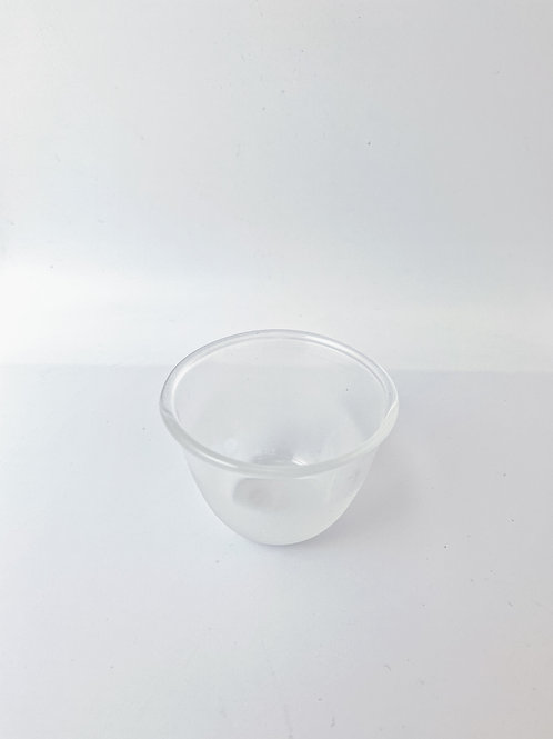 Fog Glass Small Tea Cup。雲霧小茶杯