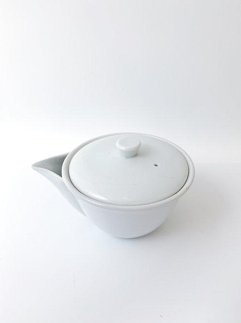 Japan Sekinenaki Porcelain Teapot。日本美濃燒寶瓶