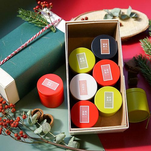 Assorted Premium Chinese Tea Gift Set。中國茶禮盒