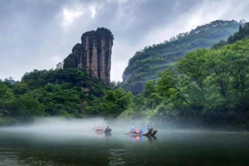 "Wuyi Rock Oolong ""Secret Garden"" Cold Brew Tea Bag 。武夷山正岩岩茶 「醉花陰」冷泡茶包"